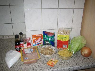 Китайская лапша Ло Мейн Домашние рецепты 7